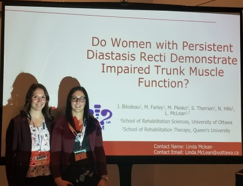 Research Presented at the CPA Congress