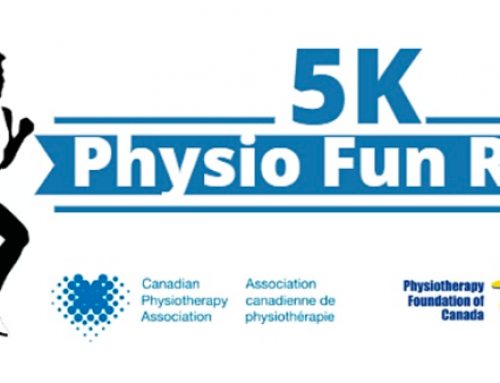 5K Physio Fun Run in Ottawa!  Saturday May 9th, 2020