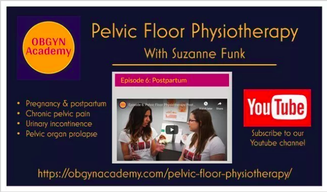 What to expect at Pelvic Floor Physiotherapy!